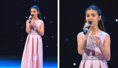 """Tânăra interpretă Anastasia Barbă va reprezenta țara la Festivalul de muzică ,,Slavianski Bazaar"""", categoria juniori"""