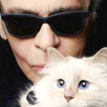 Foto: Pisica lui Karl Lagerfeld este singura moștenitoare a averii designerului estimată la 125 milioane de dolari