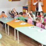 Foto: La o grădiniță din Capitală se colectează taxe de la părinți pentru a păstra educatorii