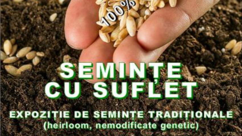 """Foto: ,,Semințe cu suflet"""" – vino la eveniment și primește în dar soiuri sănătoase de semințe și plante pentru grădina ta"""