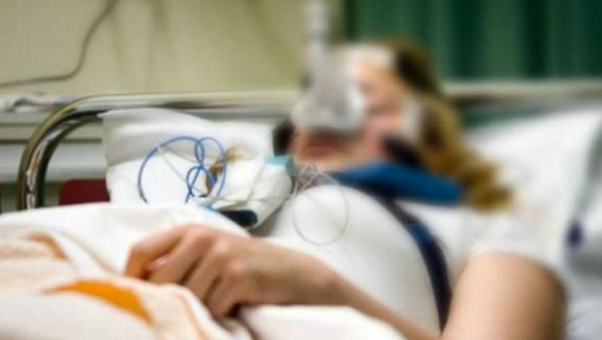 Foto: Caz șocant la Drochia. Un tată și-a stropit fiica și prietena acesteia cu acid sulfuric