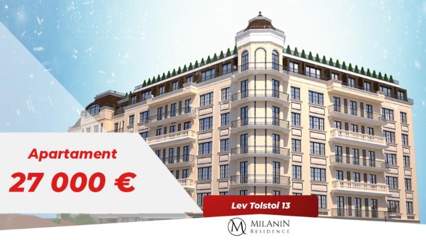 Foto: Milanin Residence: Apartamente în inima Chișinăului la doar 27.000 € !