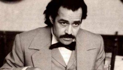 Actorul Vasile Zubcu-Codreanu împlinește astăzi 71 de ani