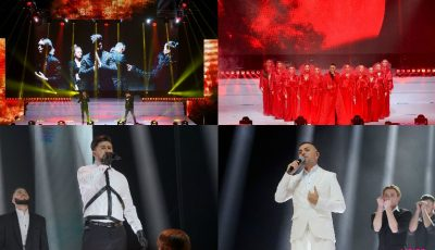 "Spectacol extraordinar al trupei Akord la concertul aniversar ,,OPUS""! Imagini inedite"
