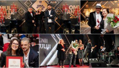 """Poze de la Gala Premiilor """"Omul Anului 2018"""", organizată de revista VIP magazin"""