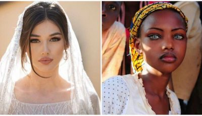 18 femei pe care natura le-a înzestrat cu o frumusețe ireală!
