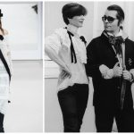 Foto: 15 ținute reprezentative create de Karl Lagerfeld pentru Chanel