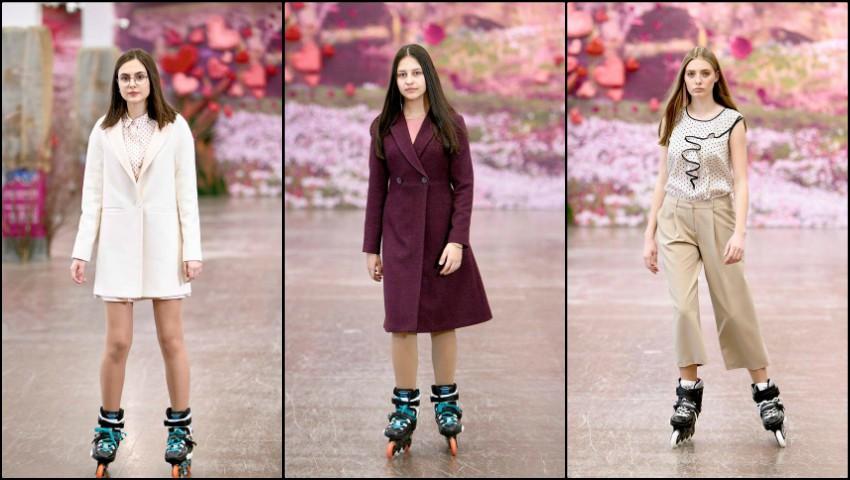 Foto: Defilare de modă pe role în Chișinău! 12 designeri autohtoni și-au prezentat tendințele pentru acest sezon