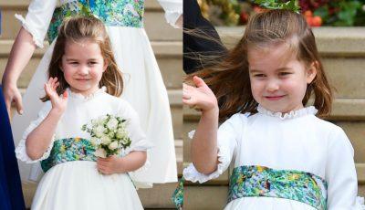 Care este mâncarea preferată a Prințesei Charlotte?