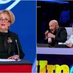 Foto: Moldoveanca Irena Boclincă a imitat-o perfect pe Prim-ministrul României și a stârnit hohote de râs la iUmor! Vezi video