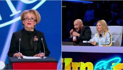 Moldoveanca Irena Boclincă a imitat-o perfect pe Prim-ministrul României și a stârnit hohote de râs la iUmor! Vezi video