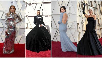 Premiile Oscar 2019: vedetele au făcut senzație pe covorul roșu
