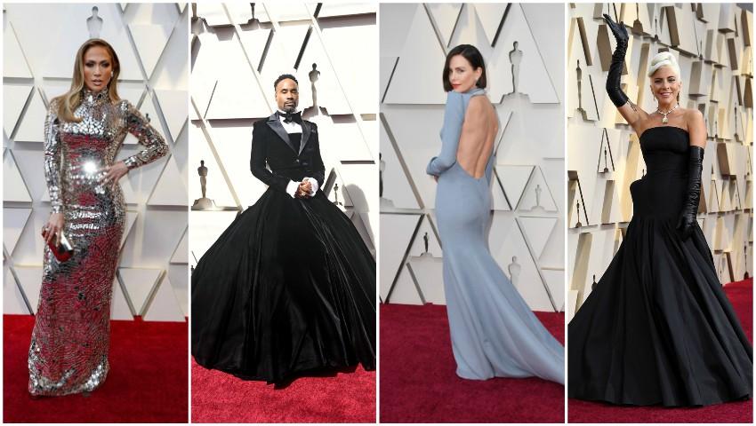 Foto: Premiile Oscar 2019: vedetele au făcut senzație pe covorul roșu