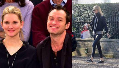 Actorul Jude Law se însoară în primăvară. Cine e logodnica sa?