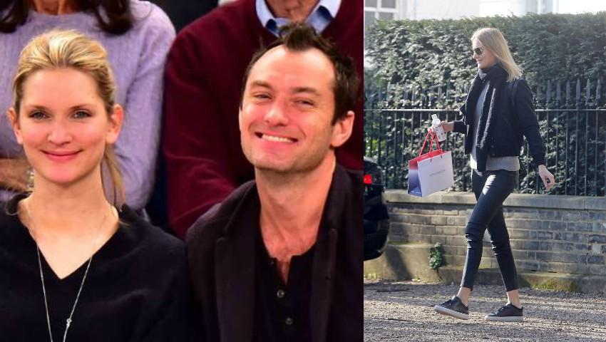 Foto: Actorul Jude Law se însoară în primăvară. Cine e logodnica sa?