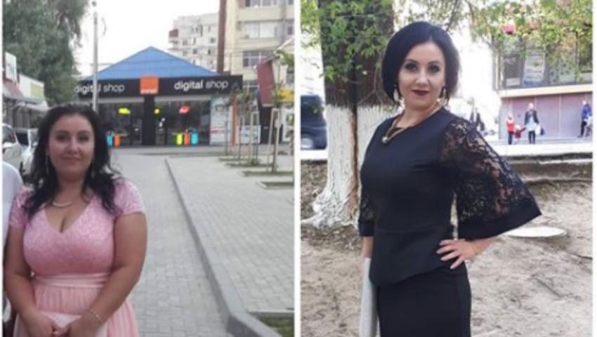 Foto: O schimbare spectaculoasă! A slăbit 19 kg în doar trei luni