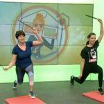 Foto: Antrenament Drum Sticks! Arde caloriile în stil alert