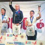 Foto: O moldoveancă a cucerit medalia de bronz la turneul internațional de la Oriol