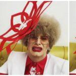 Foto: Doamna Dora i-a felicitat pe bărbați de Ziua Îndrăgostiților. Video