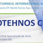 Foto: Jucători de tenis din 24 de țări vor lupta la Chișinău pentru trofeul Biotehnos Cup 2019!
