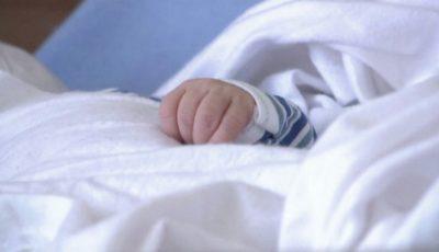 Un copil de 8 luni din Hâncești a murit din cauza gripei A (H1N1)
