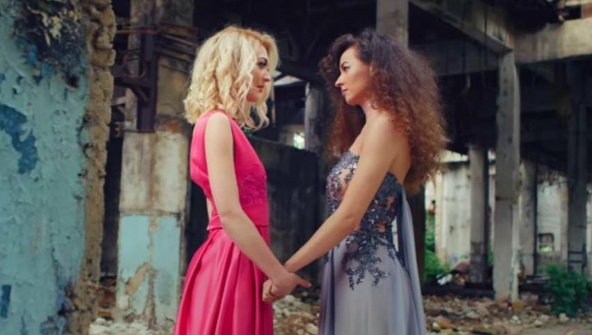 """Foto: Gloria Gorceag și Irina Kit au lansat piesa ,,Ce-ai face tu?"""""""