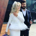 Foto: Daniela și Victor Ciocanu s-au cununat religios!