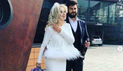 Daniela și Victor Ciocanu s-au cununat religios!