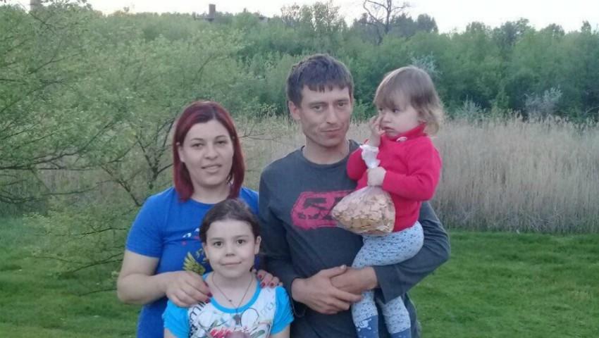 O tânără mamă a doi copii cere ajutor pentru a-și putea salva viața. Haideți să o ajutăm împreună!