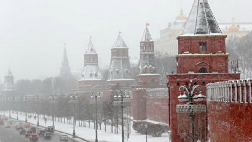 Foto: Ninsori puternice în Rusia. La Moscova a fost emisă stare de urgență