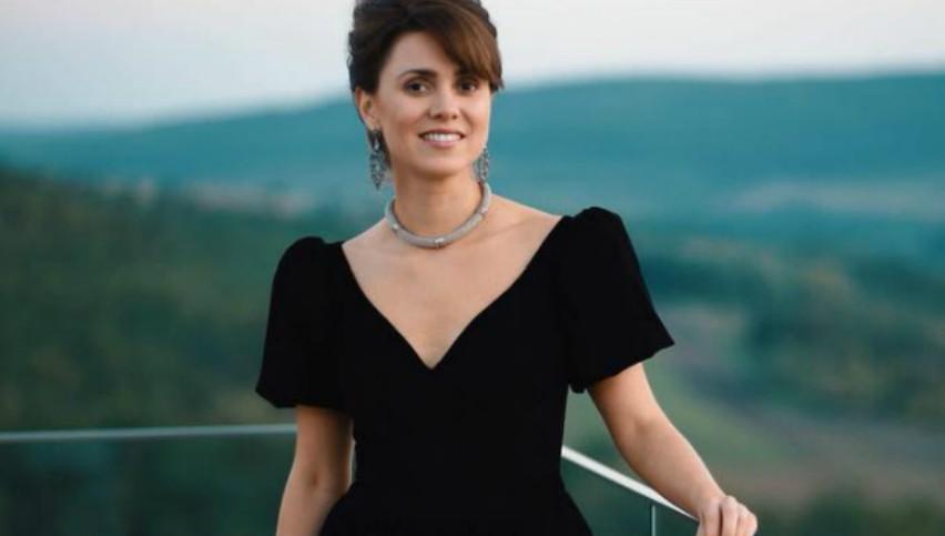 """Foto: Natalia Morari a vorbit în premieră despre drama care i-a marcat copilăria: ,,Avea momente în care devenea incontrolabil şi violent"""""""