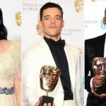 Foto: Gala Premiilor Bafta 2019: Iată lista câştigătorilor!