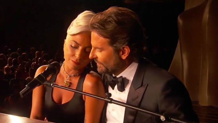 Foto: Lady Gaga a purtat un diamant de 30 de milioane de dolari la Premiile Oscar 2019