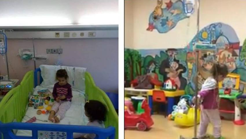 Foto: Familia Olgăi Manciu donează câte 1.000 de euro pentru două fetițe cu grave probleme oculare care au nevoie de ajutor