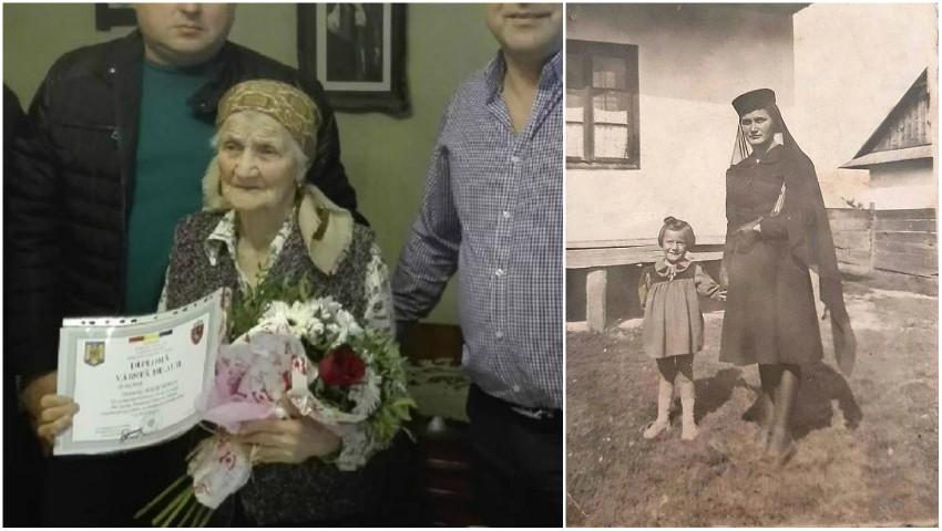 Impresionant. O învăţătoare din Suceava a împlinit 104 ani