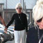 Foto: Lady Gaga s-a despărțit de logodnicul ei, Christian Carino