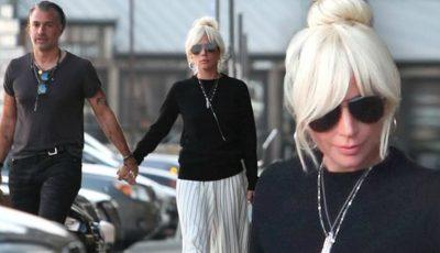 Lady Gaga s-a despărțit de logodnicul ei, Christian Carino