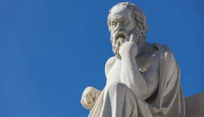 """Testul ,,celor trei"""" al lui Socrate"""
