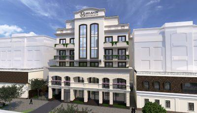 Milanin Residence Casa Verona – Apartamente exclusive în centrul capitalei