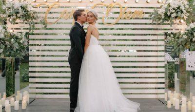 Interpreta Lidia Isac a dezvăluit detalii inedite de la nunta sa