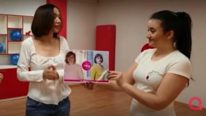 """Foto: A fost câștigat premiului de 1000 $ din cadrul proiectului online """"Galina Tomaș îți cumpără kg!"""