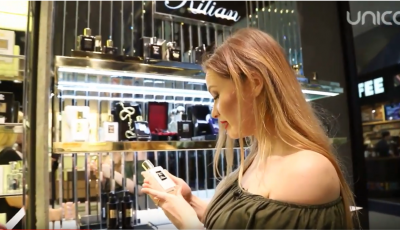 Soprana Ana Cernicova în prag de 8 martie la Shopping MallDova!