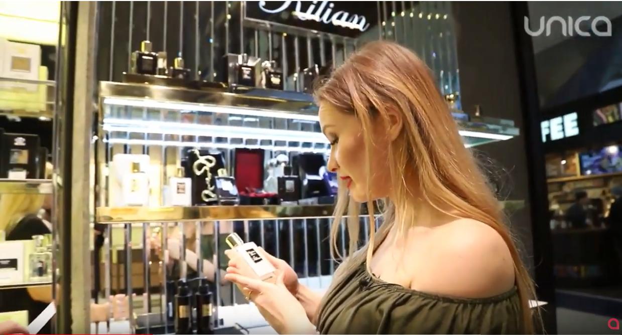 Foto: Soprana Ana Cernicova în prag de 8 martie la Shopping MallDova!