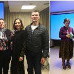 Foto: Raport foto și video! Seminar gratuit la Padova, Italia despre cum slăbești sănătos de acasă cu Galina Tomaș