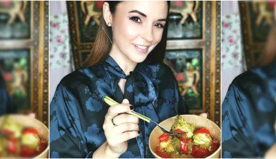Andreea Marin ține post. Ce alimente include dieta vedetei
