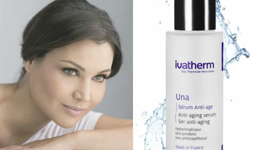 Foto: UNA Ser anti-aging – pentru femeile care știu că frumusețea e doar UNA!