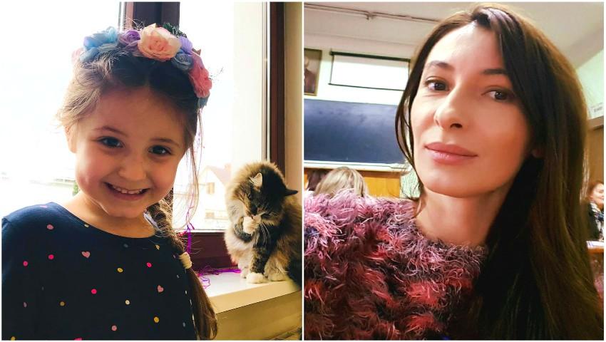 Foto: Ce cadou a primit Angela Gonța de la fiica ei, Ekaterina!