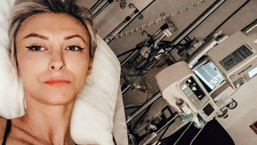 """Foto: Declarația medicului, despre a treia operaţie a Andreei Bălan: ,,Nu i se coagulează sângele"""""""