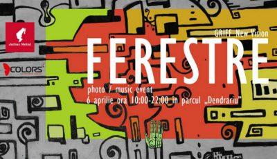 O expoziție interactivă de fotografie în aer liber, cu muzică și DJ locali, va fi organizată în parcul Dendrariu! Ia-ți prietenii și vino la eveniment