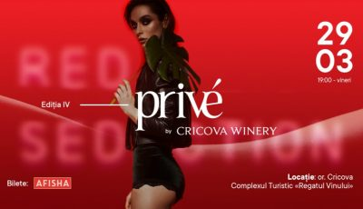 Privé Fashion Events revine cu o nouă ediție plină de senzualitate!